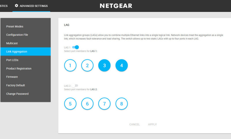 Link Aggregation in Synology-NAS einrichten - com! professional