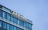 Telefónica-Firmengebäude in Düsseldorf
