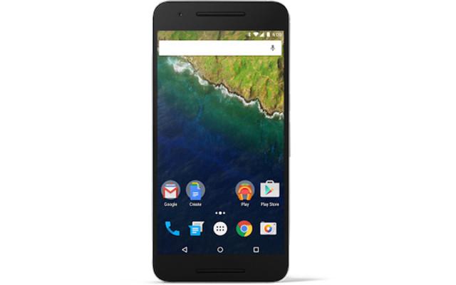 Nexus 6P mit Android Marshmallow