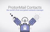 ProtonMail Kontaktmanager