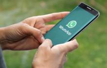 WhatsApp auf dem Smartphone