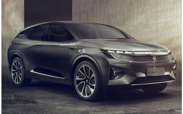 Byton Concept Car