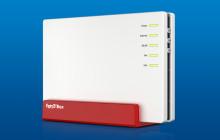 Neue Fritzbox-Router auf dem MWC