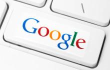 Google-Logo als Keyboard-Taste