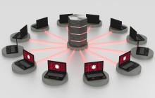 DDoS-Netzwerk