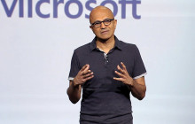 Build 2018 Nadella