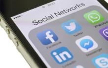 Facebook-Apps auf dem Smartphone