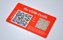 Der eSIM-Zugang von Vodafone