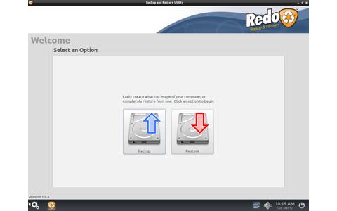 Redo Backup and Recovery ist ein Live-System, das auf einfache und schnelle Weise Daten sichert und klont. Bei Bedarf sichert es Ihren kompletten Windows-PC mit sämtlichen Einstellungen, allen Programmen und den Daten.