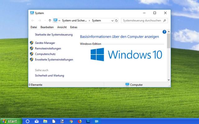 Html seite als desktop hintergrund windows 10