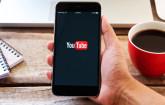 YouTube auf dem Smartphone