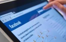 Facebook auf dem Tablet